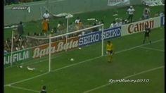 WM 1986- Viertelfinale- Deutschland - Mexico - Video