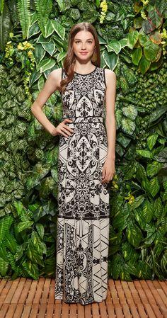 Só na Antix Store você encontra Vestido Longo Mandala Bicolor com exclusividade na internet