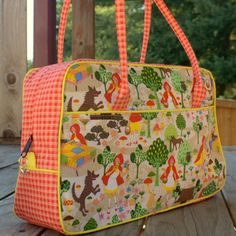 Dorothy Day Tripper | Easy-To-Follow Sewing Patterns to Make Clean, Practical Bags & MoreEasy-To-Follow Sewing Patterns to Make Clean, Pract...