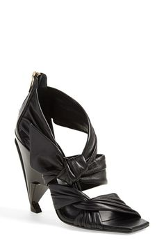 Jimmy Choo 'Kyle' Knot Sandal (Women) available at #Nordstrom
