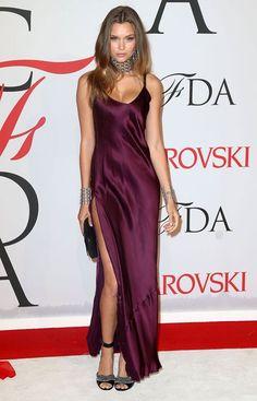 Josephine Skriver, CDFA awards, June 2015