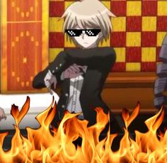 togami out