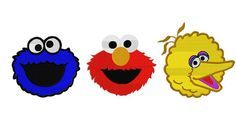 Blasto Stitch sesame street 3 pack - Google Search