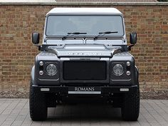 2015 Land Rover Defender - Twisted Defender 90 XS T40 | Classic Driver Market
