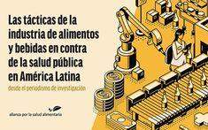 La industria controla la política alimentaria en América Latina a través del miedo - El Poder del Consumidor Movie Posters, Food Industry, Healthy Lifestyle, Junk Food, Latin America, Film Poster, Popcorn Posters, Billboard, Film Posters