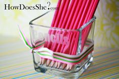 teacher appreciation gifts  GREAT idea and easy etching DIY gift.