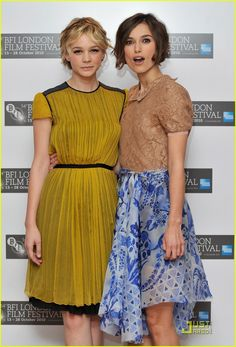 Keira Knightley & Carey Mulligan: Never Let Us Go!