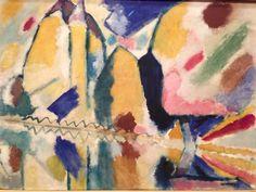 Image result for kandinsky Autumn II art