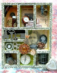 Treasure Box - Scrapbook.com