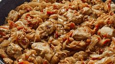 Cabbage Recipes, Turkey Recipes, Chicken Recipes, One Pot Meals, Easy Meals, Chicken And Cabbage, Ground Meat Recipes, Vegetable Dishes, Soul Food
