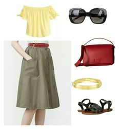 """""""Summer with me"""" by evgmest on Polyvore featuring Bottega Veneta, Etienne Aigner and Allurez"""
