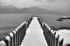 Schnee am Gardasee