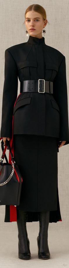 Pre-Fall 2018 Alexander McQueen