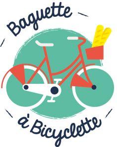Baguette à bicyclette
