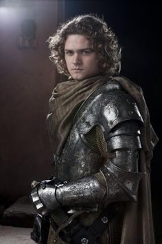 Finn Jones as Sir Loras Tyrell (brother of Margaery Tyrell and lover of Renly Baratheon)