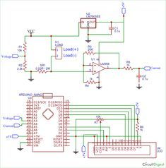 Arduino Wattmeter Measure Voltage Current And Power Consumption Arduino Arduino Projects Diy Arduino Projects