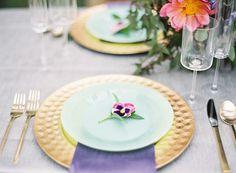 Modern jewel toned wedding inspiration   Photo by Kayla Barker Fine Art Photography   Read more - http://www.100layercake.com/blog/?p=80286