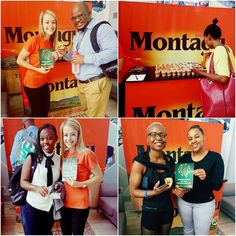 An all-round fantastic day spent with the beautiful people at Telkom Head Office! :) Smiles all round and lots of happy taste buds!  #HealthyLifestyle | #WeCare | #MyMontagu | #OrangeVibes