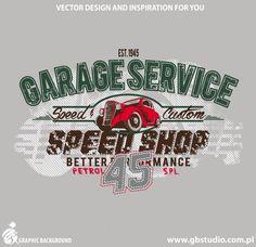 Image Bank Free Vintage Vector T-shirt Design SERVICE45