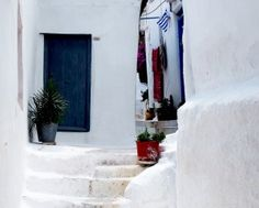 Anafiotika, an island in the heart of Athens