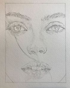 To draw, to paint - Zeichnen/ Malen - Art Sketches Pencil Art Drawings, Art Drawings Sketches, Drawing Faces, Disney Drawings, Realistic Drawings, Beautiful Pencil Drawings, Dragon Drawings, Pencil Sketching, Pencil Drawing Tutorials