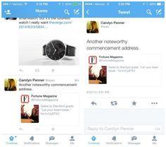 Twitter está haciendo pruebas con los retweets