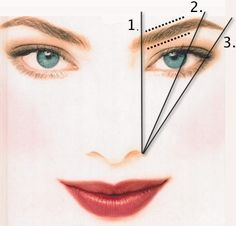 Beautiful Eyebrows Tips Eyebrow maintenance still seems to be an underrated practice. We all have gone through patchy days when we fret over wrongly done eyebrows, or the Eyebrow Shaper, Brow Shaping, Eyebrow Pencil, Eyebrow Makeup, Eyebrow Wax, Makeup Eyebrows, Perfect Eyebrow Shape, Perfect Brows, Plucking Eyebrows