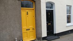 Door in Kinsale Ireland