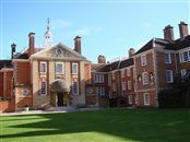 Children are welcome at Lady Margaret Hall, Oxford