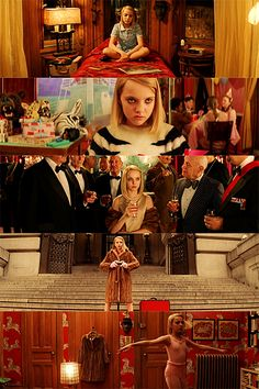 The Royal Tenenbaum's - Margot Tenenbaum