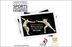 International Conference Sports for Women and Getty Images announce Sports Photography Exhibition 2015 Dubai Events, Photography Exhibition, Photography Competitions, Press Release, Photography Women, City Life, Read More, Conference, Lifestyle