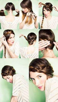 Peinados recogidos ¿te gustan?