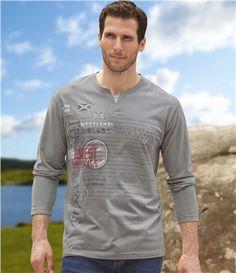 Lot de 2 Tee-Shirts Forest #atlasformen #avis #discount #formen #shopping