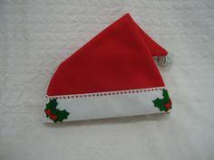 Magia do Feltro: Gorros de Natal