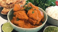 Fancy treating yourself to a takeaway this weekend while watching Ant and Dec - but don't want the grease or cost that comes with it? Phil Vickery's got his spice rack out, ready to show you how to make a chicken tikka masala at home.