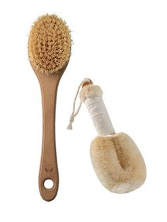 Get your skin ready for summer with Dry Brushing. Dry brushing is an ancient method of exfoliation that actually helps stimulate circulation and promote detoxification.