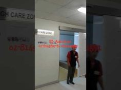 Isowall vs Automatic Door by PB Autodoor