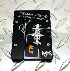 lineman proud by linejunk