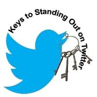 Standing Out on Twitter: The first thing you MUST do on Twitter is fill out your profile.  Include a current picture,  tell the world WHO you are and WHY you are there.  Add a link to your blog, a call to action or another place where you are accessible.  It is an unwritten Social rule that those who don't show who they are cannot be successful on Social Platforms. More: http://normadoiron.net/keys-to-standing-out-on-twitter/#