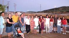 Tras la huella de Sefarad, fue la noche vivida ayer en #Lucena por nuestros asistentes que estuvieron en la visita guiada la Perla de Sefarad. Shalom desde la Perla de Sefarad #tuhistoriaenverano