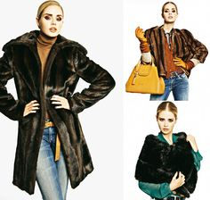 Read the article 'Fur Real: 5 Women's Sewing Patterns' in the BurdaStyle blog 'Daily Thread'.
