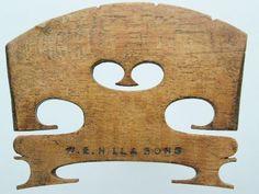 Violin bridges