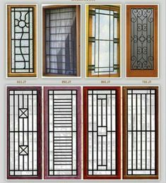 Top 55 Beautiful Grill Design Ideas For Windows - Engineering Discoveries Home Window Grill Design, Grill Gate Design, House Window Design, Balcony Grill Design, Door Gate Design, Railing Design, Steel Grill Design, Modern Window Design, Iron Window Grill
