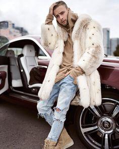 Egor Kreed - Man in Fur Coat