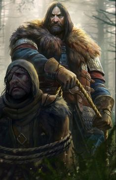 The Witcher/ Djenge Frett/ Gwent Card/ Skellige