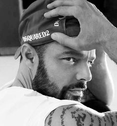 Your Daily Dose of Ricky Martin: Photo Ricky Martin, Girls Time, Dsquared2, Attitude, Women Wear, Black And White, Boys, Beauty, Style