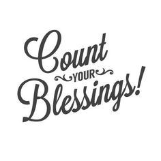 wall quote - Count Your Blessings | lifestyle Wall Quotes, Bible Quotes, Me Quotes, Bible Verses, Sunday Quotes, Prayer Quotes, Morning Quotes, Qoutes, Three Words