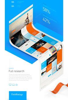 Rostelecom web-design