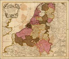 German Provincies (c1700)