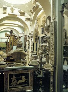 Sir John Soane's house, London